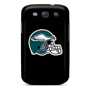 Hot Snap-on Philadelphia Eagles 6 Hard Cover Case/ Protective Case For Galaxy S3
