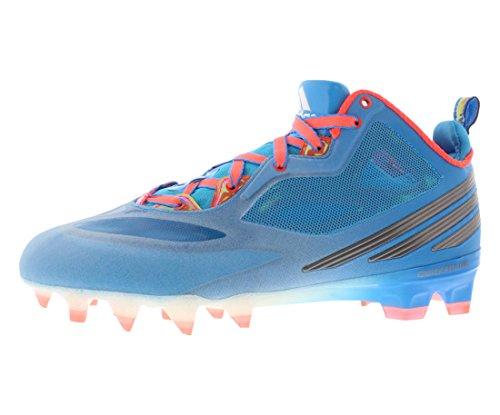Blue Football 5 Adidas Shoes 8 white Iii Metallic carbon Size Rg ZZwqP0F