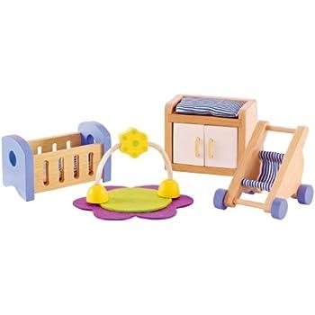 Plan Toy Doll House Nursery Toys Games