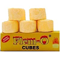 Nirshrut™ Flem-o Cubes Dry Fuel Cube (Yellow) - 15 Nos by Infinity