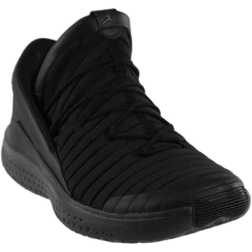 best service d96d8 b4995 Galleon - Nike Men s Air Jordan Flight Luxe Black Anthracite-Black  919715-011 Shoe 9.5 M US