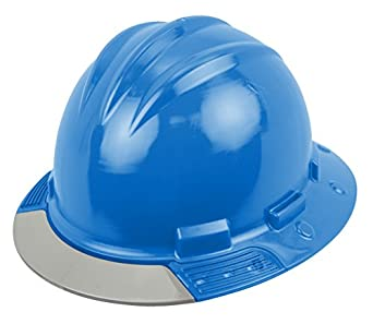Bullard avpbbg arriba Vista duro sombrero, azul Pacífico, vinilo Cejas Pad, trinquete suspensión