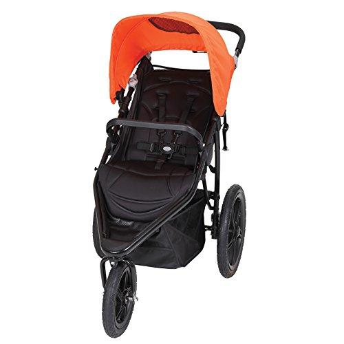 Baby Trend Stealth Jogger Stroller, Poppy