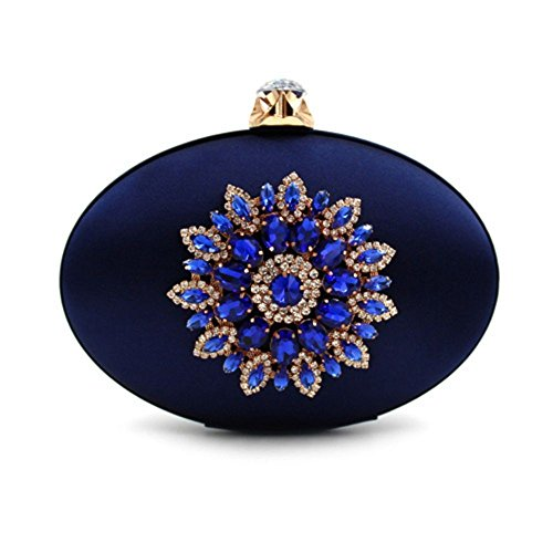 Causal Bag Clutch Flower Party Women Purse Day Ladies Bags Clutches Maollmm Evening CqdZw0n