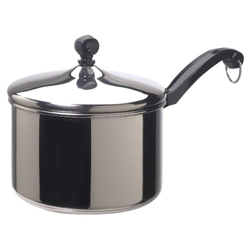Farberware Cookware 50003 Classic Series 3-Qt Covered Saucep