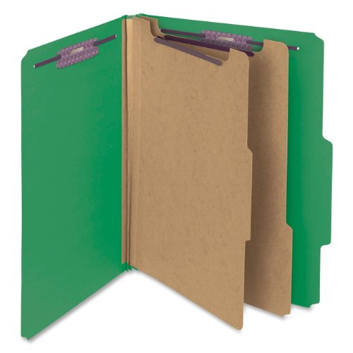 Colored 2 Fastener Folder - 8