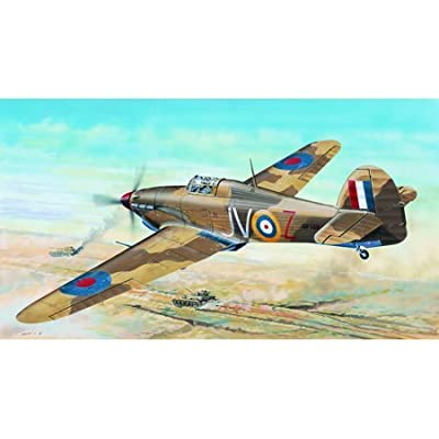 Trumpeter 1/24 Hawker Hurricane Mk.I Model Kit