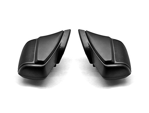 Motorcycle Parts OEM Rail Rear Passenger Speaker Housing Armrest Arm Fit For Honda 01-10 GoldWing GL1800 (Passenger Speaker)