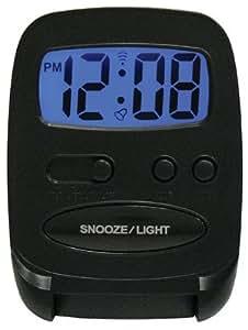 Elgin #3502E Travel Alarm Clock