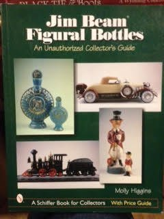 Jim Beam Collectors - Jim Beam figural bottles : an unauthorized collector's guide