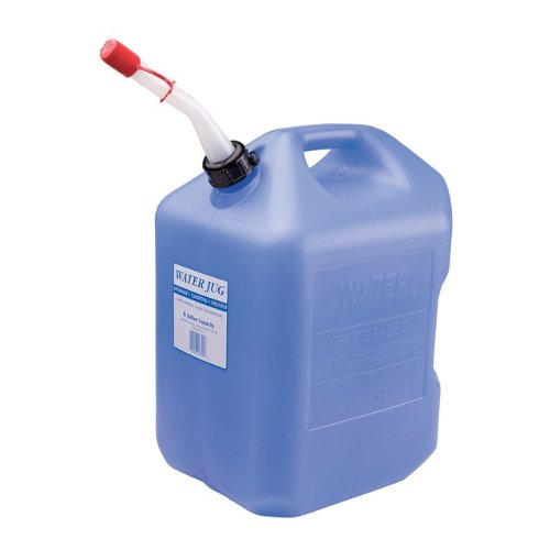 Amazon Midwest Can 6700 6 Gallon Water Container Garden Outdoor