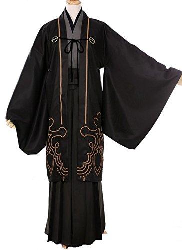 Costumes Kimono For 9S Cosplay Custom