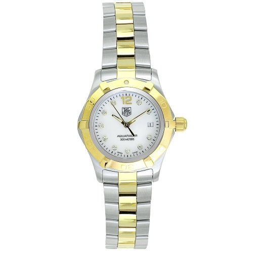 TAG Heuer Women's WAF1425.BB0814 Aquaracer Diamond Watch