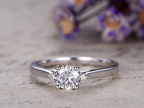 charles-and-colvard-forever-classic-5mm-round-cut-moissanite-solid-14k-white-gold-plain-band-ball-pr