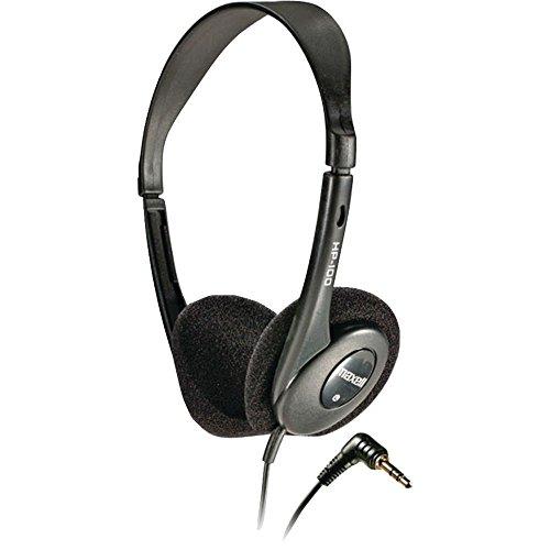 Maxell  HP-100 Lightweight Stereo Headphones