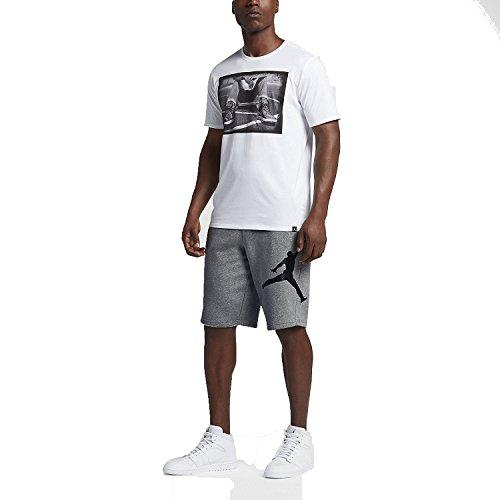 1d01254b0e5d45 Jordan Nike Mens Retro 11 Legacy Shorts Grey - liv-stuck-sachsen.de