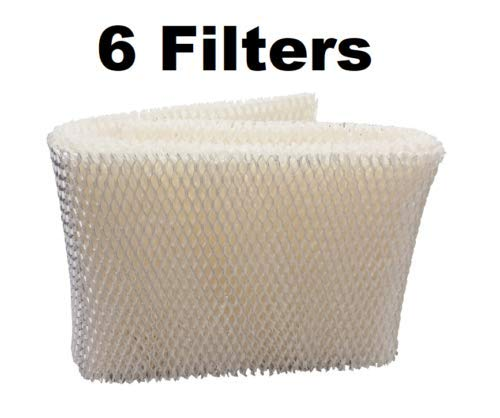 (Home Humidifiers) Filter for Essick Air Emerson MA0800 (6-Pack) by HomeHumidifierss