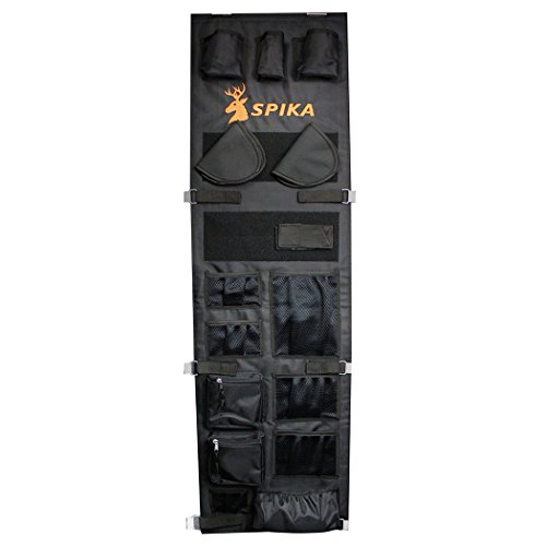 SPIKA Small Gun Safe Door Panel Organizer(14W48H)