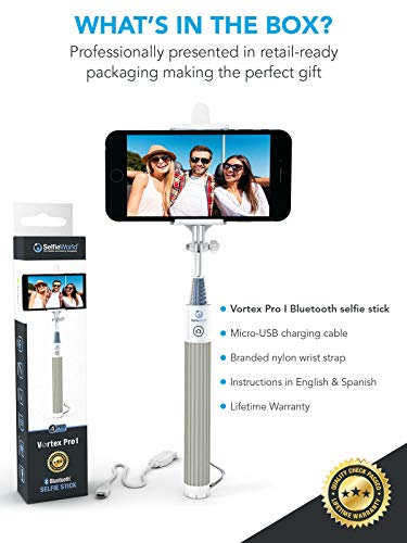 Premium-5-in-1-Bluetooth-Selfie-Stick-for-iPhone-XR-XS-X-8-7-6-5-Samsung-Galaxy-S10-S9-S8-S7-S6-S5-Most-Androids-Takes-Perfect-HD-Photos-in-Seconds-No-Apps-No-Downloads-No-Hassle