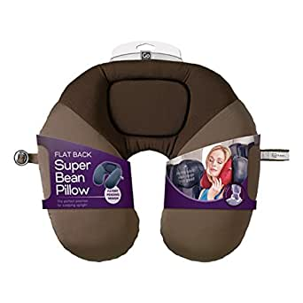 Go-Travel Bean Snoozer Travel Pillow, Assorted, 460