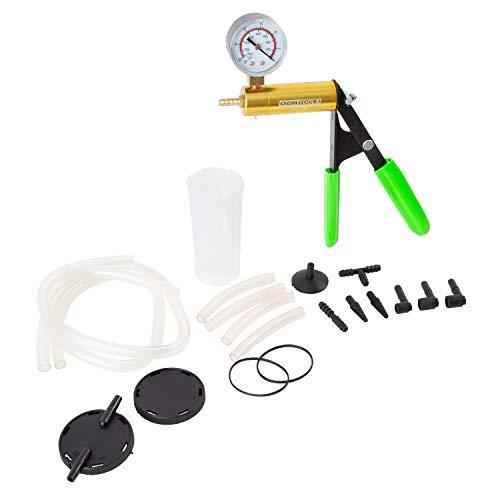 OEMTOOLS 25136 One Man Brake Bleeder & Vacuum Pump Test Kit by OEMTOOLS (Image #1)