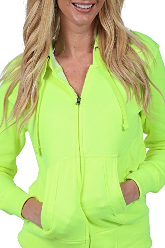 Zip Front Collared Sweatshirt Jacket - 8