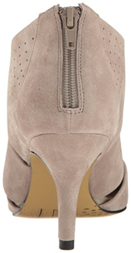 Bella Vita Donna Danica Dress Pump Stone Kid Suede
