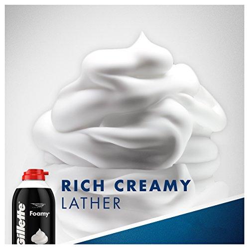 The 8 best shaving foam gilette