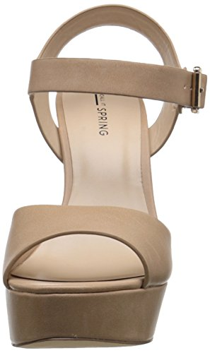 Call It Spring Womens PERNIA dress Sandal Bone VkJbuyw