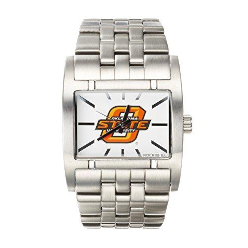 Rockwell NCAA Oklahoma State Cowboys Men's Apostle Watch, Adjustable, ()
