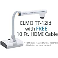 ELMO TT-12id-10ft-HDMI Interactive Document Camera