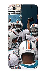 Freshmilk Hot Tpye Miami Dolphins Nfl Footballjpg Case Cover For Iphone 6 Plus For Christmas Day's Gifts