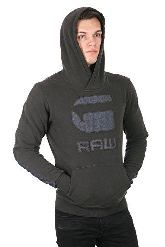 G-Star Raw KURLEIGH HOODED SWEAT 85051D-4698-976