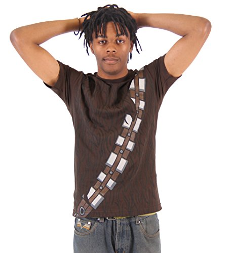 Star  (Chewbacca Costumes Adults)