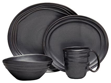 Nambe Earth Metallic Sunset Place Setting 4-Piece  sc 1 st  Amazon.com & Amazon.com | Nambe Earth Metallic Sunset Place Setting 4-Piece ...