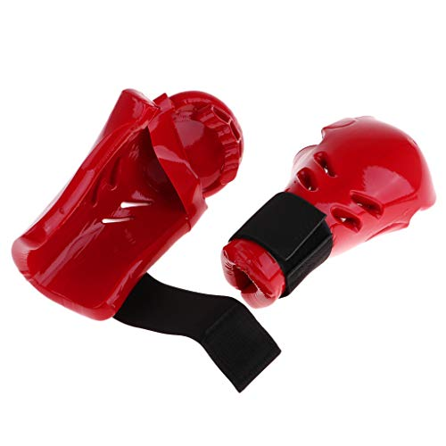 simhoa Kids Child Karate Punching Boxing Gloves Mitts, Martial Arts, Taekwondo, MMA