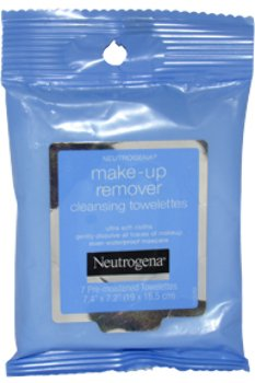 Women Neutrogena Make-Up Remover Cleansing Towelettes 1 pcs sku# 1792708MA