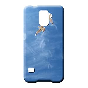 samsung galaxy s5 Shock-dirt Awesome High Quality cell phone skins sky blue air white cloud