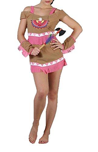 indian squaw dress - 3
