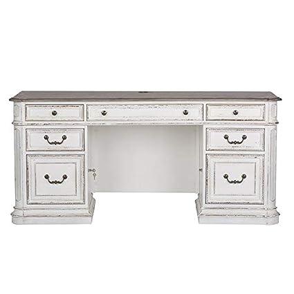 Sensational Amazon Com Liberty Furniture Magnolia Manor Jr Executive Ibusinesslaw Wood Chair Design Ideas Ibusinesslaworg