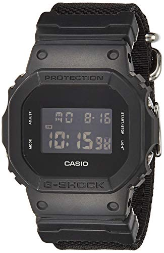 Casio G-Shock Men's Digital Resin Band Watch - DW-5600BBN-1DR