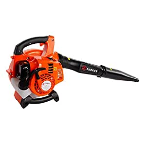 26cc 3-in-1 Petrol Leaf Blower, Vacuum, Mulcher & Shredder: Amazon ...