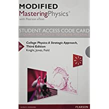 Amazon stuart field books modified mastering physics with pearson etext standalone access card for college physics fandeluxe Gallery