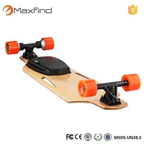Maxfind Dual Motor Electric Skateboard Transportation