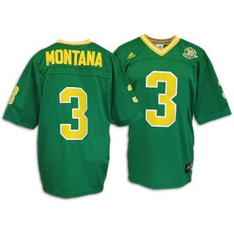 best loved 37feb 56122 Joe Montana adidas Notre Dame 30th Anniv. Premier Jersey ...