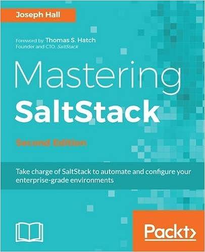 Mastering SaltStack Second Edition