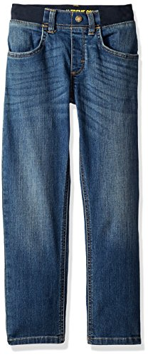 Jeans Tapered Leg Relaxed (LEE Boys' Little X-Treme Comfort Pull-On Relaxed Tapered Leg Jean, Dex, 6 Slim)