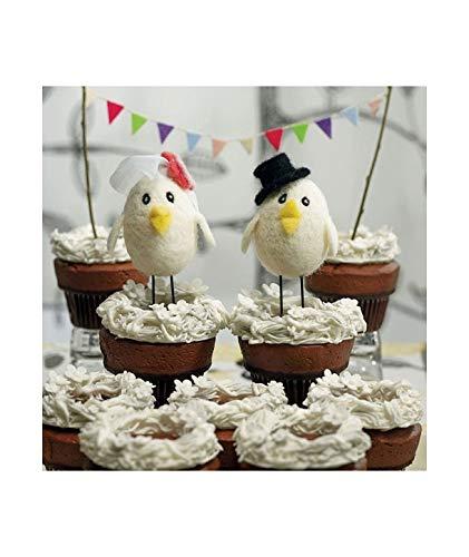 Pajaritos para tarta - Decoración de tartas y pasteles de ...