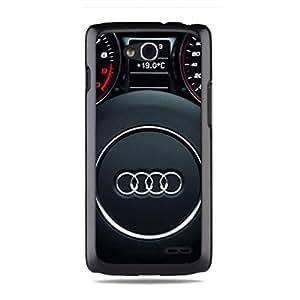 Audi Phone Cover,Luxury Car Phone Funda,LG L90 Phone Cover,Hard Plastic Phone Cover