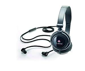 Audionic Combo Headset, Black - C-3 COMBO